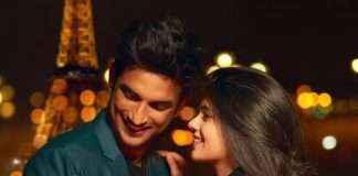 Sushant Singh Rajput and Sanjana Sanghi's 'Dil bechara' movie release soon
