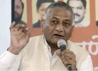 Union Min VK Singh slams oppositions on Balakot dead count issue (2)