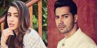 Varun dhavan and sara ali khan will be seen in new remake movie