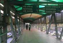Bandra skywalk