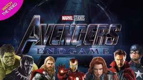 avengers endgame trailer release