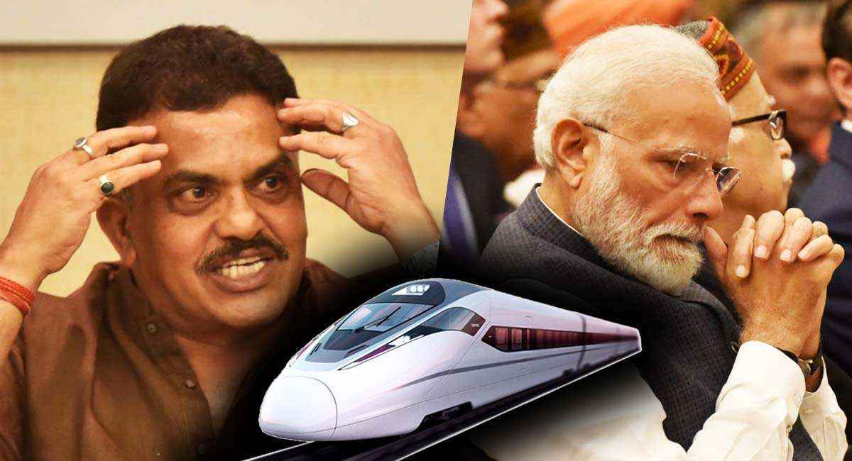 Sanjay Nirupam slammed narendra modi on mumbai bridge collapse incident