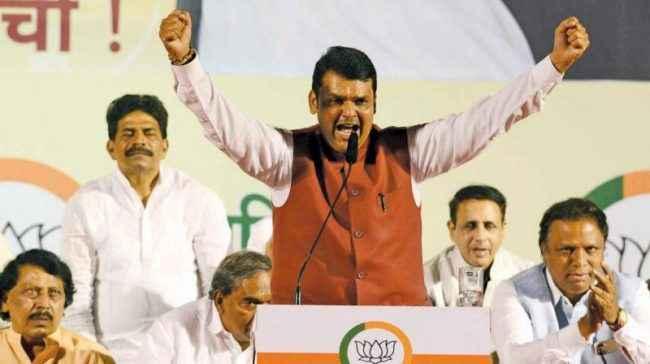 CM devendra Fadnavis get success to remove annger of alliance party