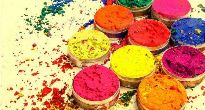 Holi special : how make natural colours making at home memorable and safe holi