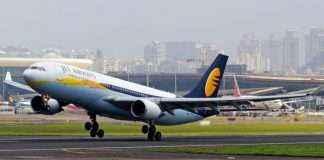 jet airway : jet airway mumbai delhi flight delay one hour because of mosquito