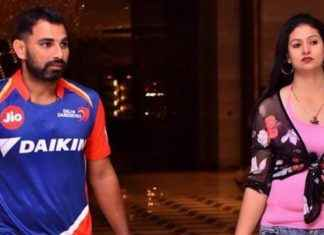 mohammed shami wife Hasin Jahan send letter to BCCI