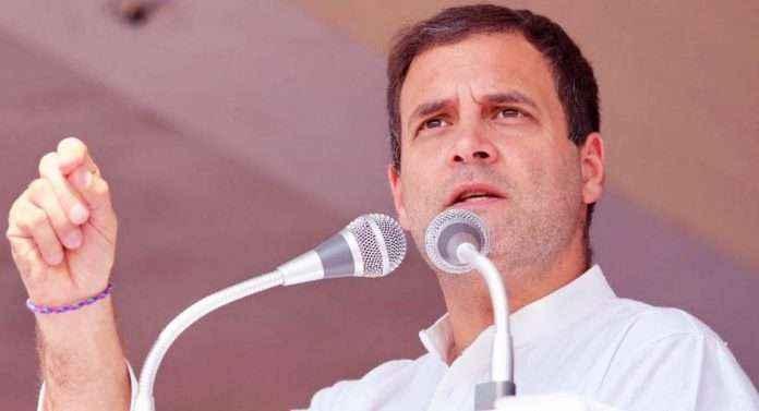 Rahul gandhi hits out at sam pitroda for remarks on 1984 riots saying pitroda should be ashamed