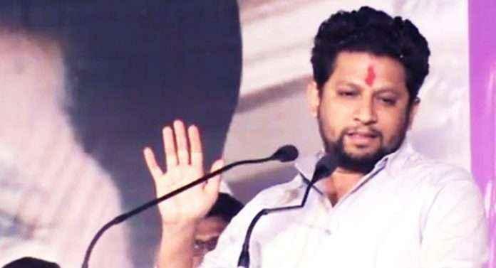 Remedesivir injection case Aurangabad Bench of Mumbai High Court orders to file case against Sujay Vikhe