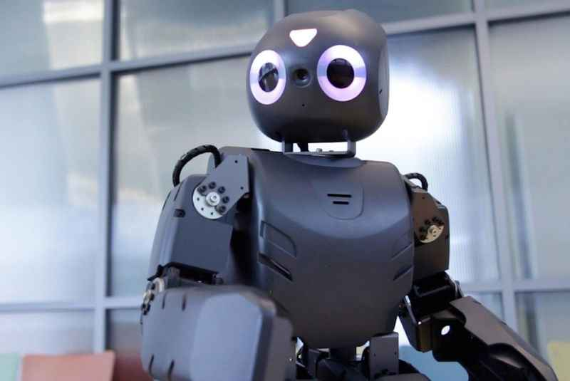robots will aid visitors to their seats during tokyo 2020 olympics