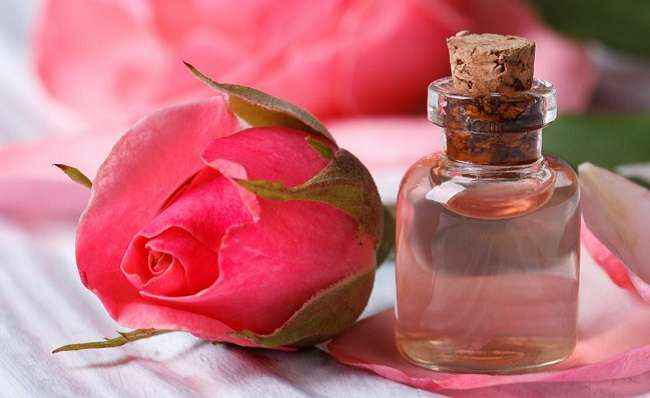 Rose water benefits for good health