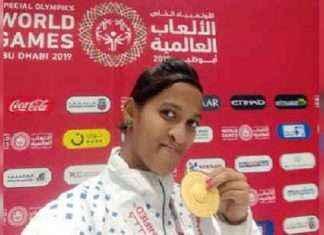 sabita yadav won 2 medals for India in Paralympics