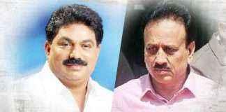 Girishj mahajan slams on MP A. T. Patil