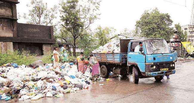 Garbage project will be cancel for elections?