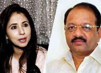 urmila matondkar contest election against of Gopal shetty