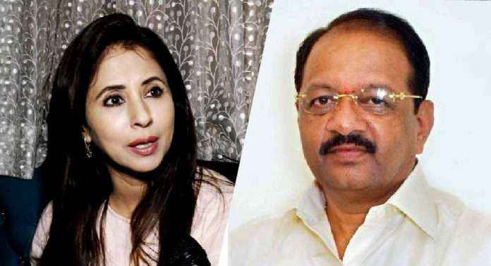 urmila matondkar contest election against of Gopal shetty