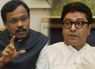 vinod tawde and raj thackeray