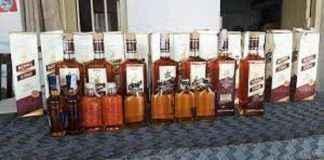 Action against illegal liquor sales