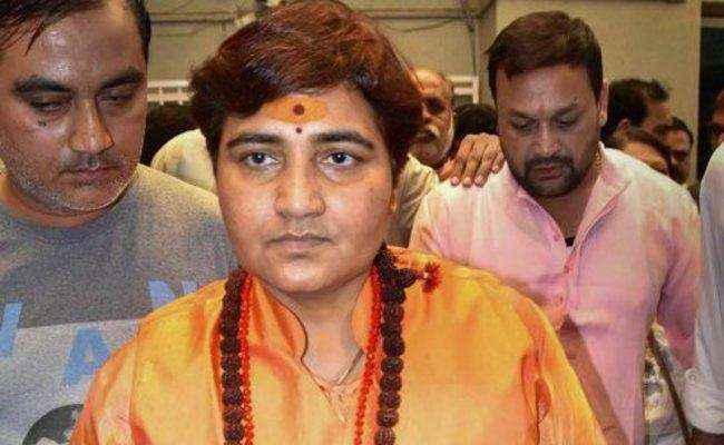 bjp candidate sadhvi pragya
