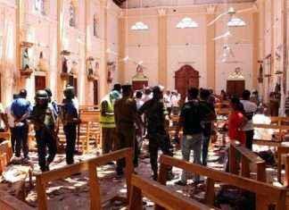 sri lanka serial bomb blasts