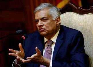 srilanka pm ranil wickremesinghe