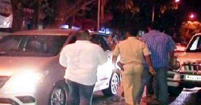NCP corporator's husband assaulted