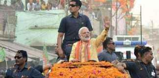 narendra modi to hold varanasi road show