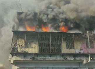 - Fire breaks out at brush factory in Bhiwandi