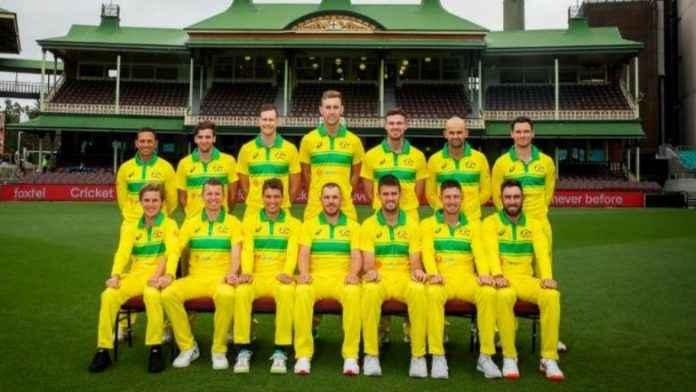 Australia announced squad for Cricket World Cup 2019