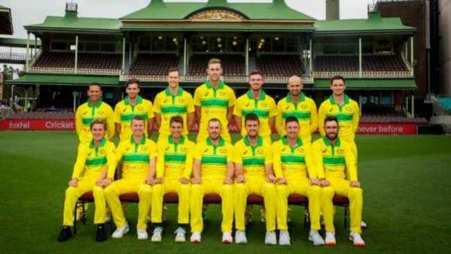 Australia announced squad for Cricket World Cup 2019