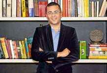 Chetan bhagat and world book day