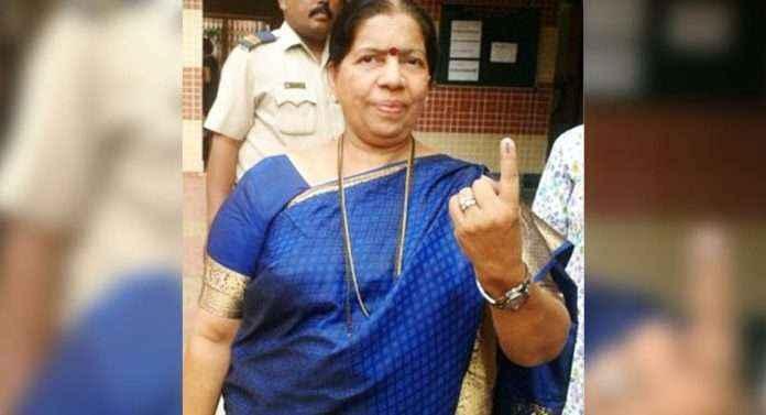 BJP MLA Manda Mhatre