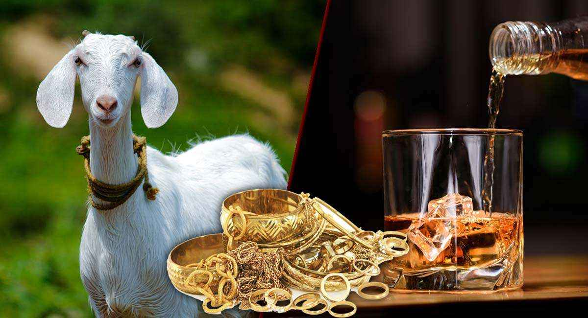 goat free to muslims liquor rate half woman to get gold Sanjhi Virasat Party's poll promise to Delhi voters