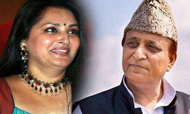 Jaya Prada on Azam Khan's remark