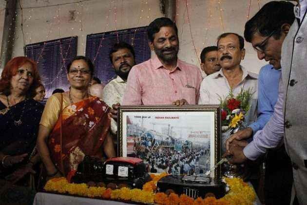 Today's 166th Birthday of Thane Boribandar India's First Railway Service
