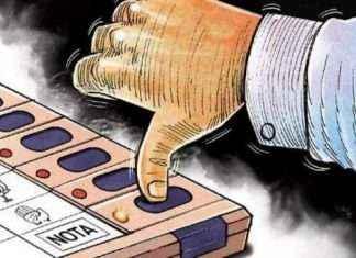 nota will be preferred when voting in navi mumbai
