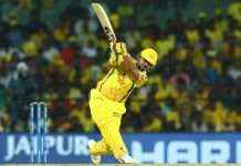 Suresh Raina in CSK vs SRH Match1