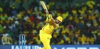 Suresh Raina in CSK vs SRH Match1