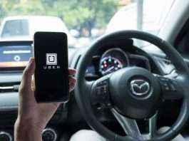 Uber taxi cheating victim in ulhasnagar