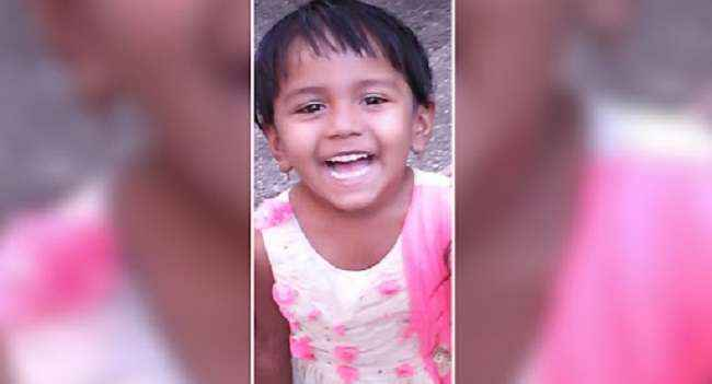 Six years old girl died cause of snake biting
