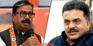 letter war between gajanan kirtikar and sanjay nirupam challenges each others through letter