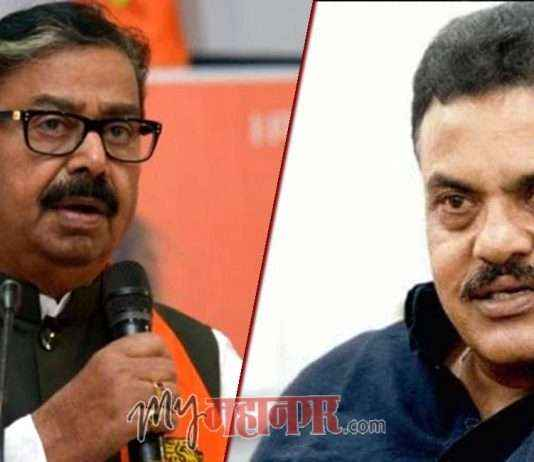 letter war between gajanan kirtikar and sanjay nirupam challenges each others through letter