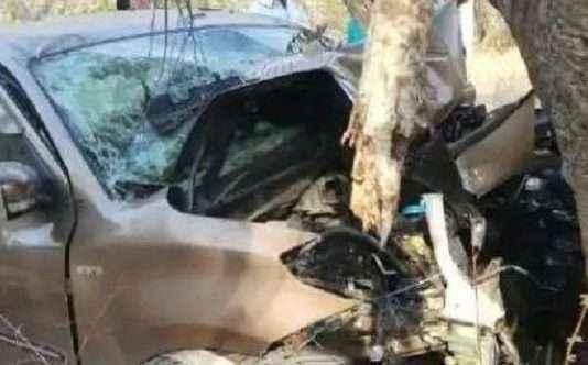 tv actresses bhargavi and anusha reddy died road accident in Telangana