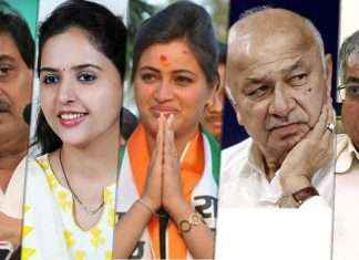 Second Phase Polling in Maharashtra
