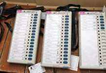 EVM machine failure in Karad and Nagar constituencies