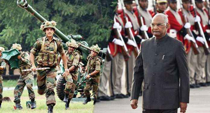President received letter from 156 ex army officers,indian army bravery should not be political issue