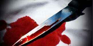 man killed his wife and three children