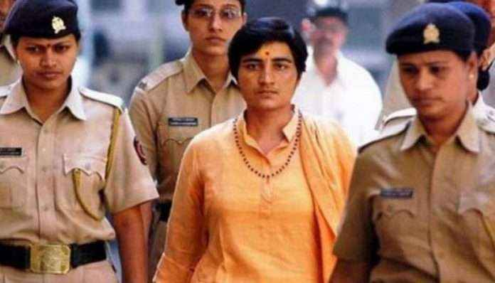 Father of a victim in Malegaon blast has filed application against Sadhvi Pragya Thakur after she was declared BJP candidate from Bhopal