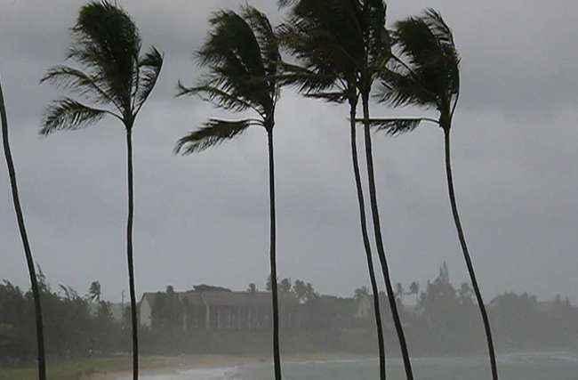 cyclone situation created in arabian sea