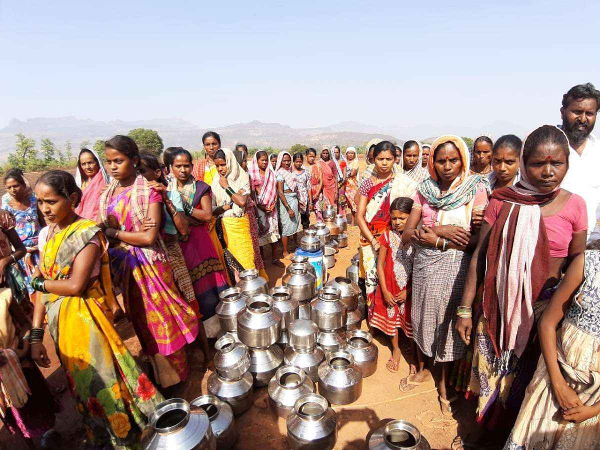 The severe water scarcity crisis in the cities of shahpur district