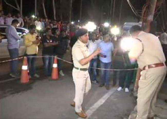 Assam: Six people injured in explosion outside a mall on Zoo road in Guwahati